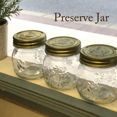 ジャム瓶 Preserve Jar(s)