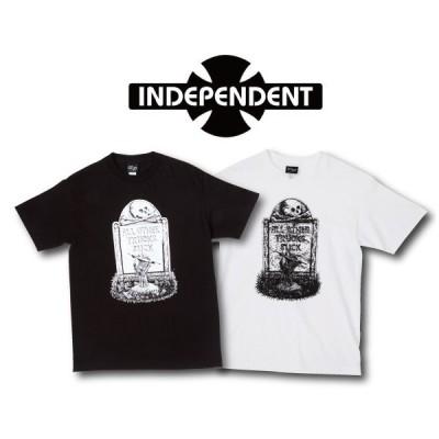 ☆SALE☆【ネコポスOK!!】【2カラー!!】INDEPENDENT T-SHIRTSインディペンデント Tシャツ [UNDEAD]