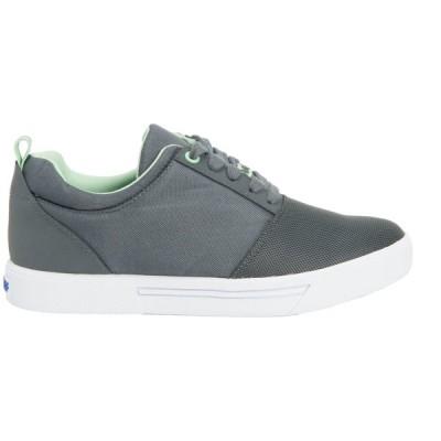 エクストラタフ スニーカー シューズ レディース XTRATUF Women's Topwater Lace Casual Shoes Gray