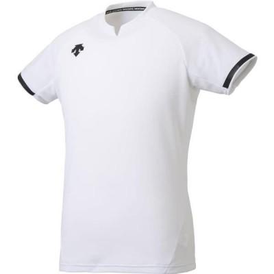 Tシャツ メンズ 半袖 メンズ トップス メンズ 半袖ゲームシャツ ホワイト  (DES)(QCB02)