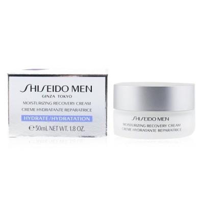 資生堂 保湿 トリートメント Shiseido メン モイスチャライジング リカバリークリーム 50ml