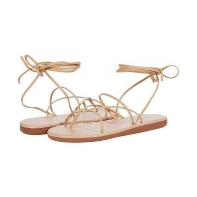 Ancient Greek Sandals レディース 女性用 シューズ 靴 サンダル String Flip-Flop - Natural Synthetic