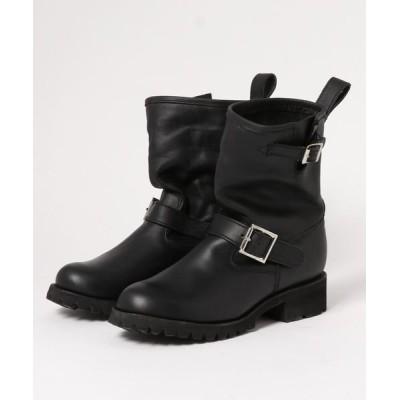 YOSUKE / 「YOSUKE/ヨースケ」軽量レザーエンジニアブーツ WOMEN シューズ > ブーツ