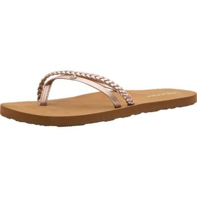 ボルコム Volcom レディース サンダル・ミュール シューズ・靴 Thrills II Sandals Rose Gold