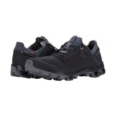 On オン メンズ 男性用 シューズ 靴 スニーカー 運動靴 Cloudventure Peak - Black/Rock