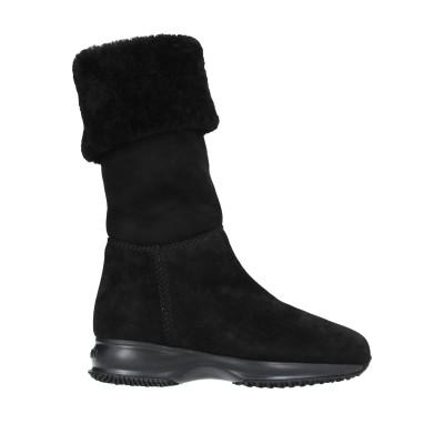ホーガン HOGAN ブーツ ブラック 36 革 ブーツ