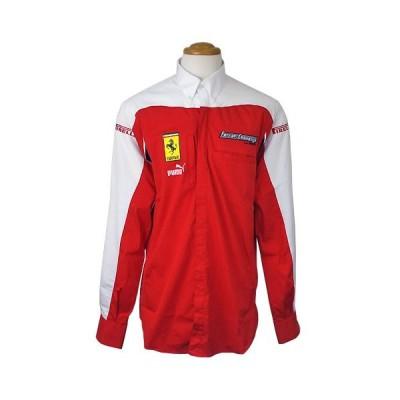 フェラーリ シャツ Challenge Mサイズ  (返品・交換対象外)