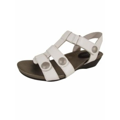Aravon アラヴォン ファッション サンダル Aravon Womens Light T-Bar Open Toe Sandals Shoes