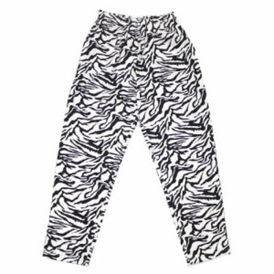 クックマン Cookman Chef Pants Zebra シェフ パンツ ゼブラ WHITE ホワイト 白 メンズ レディース 999005829040 パンツ