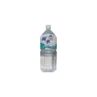 長期保存水 カムイワッカ麗水2L×6本