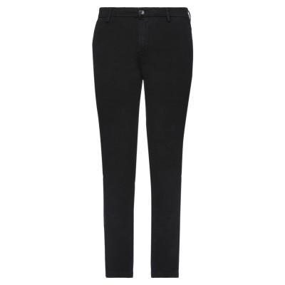 YAN SIMMON パンツ ブラック 32 コットン 98% / ポリウレタン 2% パンツ