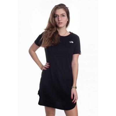 ザ ノースフェイス The North Face レディース ワンピース ワンピース・ドレス - Simple Dome Tee - EU TNF Black - Dress black