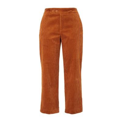 NICLA パンツ 赤茶色 XS コットン 99% / ポリウレタン 1% パンツ