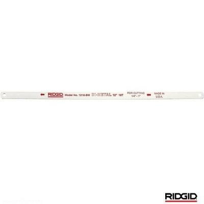 RIDGID 93785 1218ーBM ハック ソー ブレード 10枚入