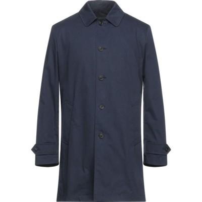パルト PALTO メンズ コート アウター Full-Length Jacket Dark blue
