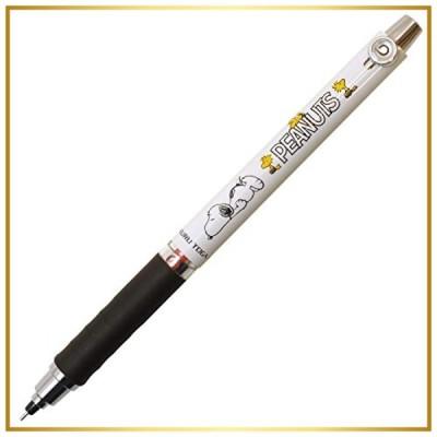 限定 シャープペン「クルトガ」0.5mm スヌーピー ラバーグリップ付【SWロゴ】 M5-856PN