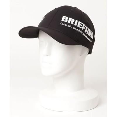 BRIEFING / MENS ROUND LOGO CAP MEN 帽子 > キャップ