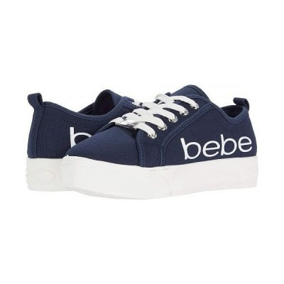Bebe べべ レディース 女性用 シューズ 靴 スニーカー 運動靴 Destini - Blue