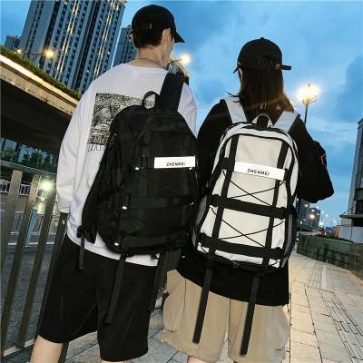 リュック 日本の原宿スタイルのバックパックメンズ多層大容量韓国版インスティッド女子高校生香港スタイルのランドセル