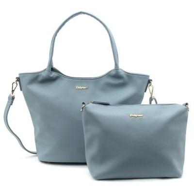 Daily russet / デイリーラシット バッグインバッグ付きトートバッグ