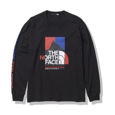 tシャツ Tシャツ THE NORTH FACE/ノースフェイス サステナブル プリントロンT NT32131