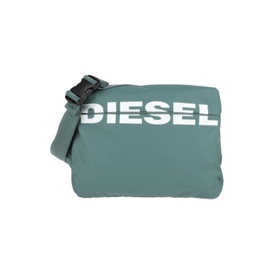 ディーゼル DIESEL メッセンジャーバッグ ディープジェード 紡績繊維 メッセンジャーバッグ