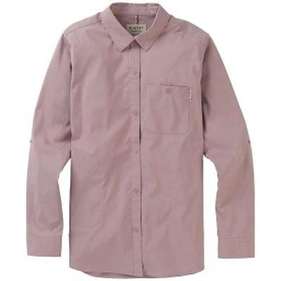 バートン レディース シャツ トップス Burton Women's Grace Tech Lite Shirt Quail