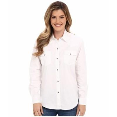 ローパー レディース シャツ トップス Solid Poplin L/S Shirt
