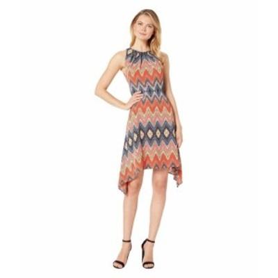 London Times ロンドンタイムス ドレス 一般 Halter Neck Hanecky Skirt Dress