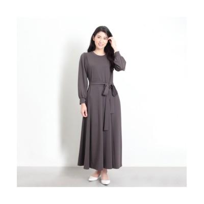 MARTHA(マーサ)ロングジャージーワンピース (ワンピース)Dress