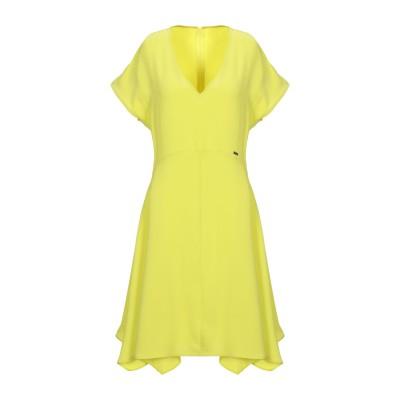 ARMANI EXCHANGE ミニワンピース&ドレス ビタミングリーン 2 ポリエステル 100% ミニワンピース&ドレス