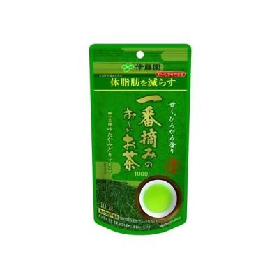 伊藤園/一番茶摘みのお〜いお茶1000/62232