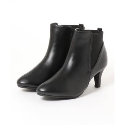 Parade ワシントン靴店 / 【防水仕様】シンプルブーティ 1473 WOMEN シューズ > ブーツ