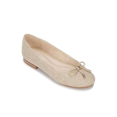 ケネスコール サンダル シューズ レディース Balance Ballet Flats Natural