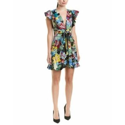 Alexis  ファッション ドレス Alexis Shift Dress M Black