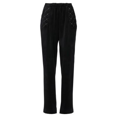 FRANCESCA BE FREE パンツ ブラック XXL コットン 40% / レーヨン 40% / ポリエステル 20% パンツ