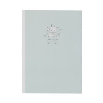 ポチャッコ B5 学習ノート 方眼ノート 線画 サンリオ キャラクター グッズ