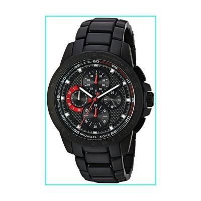 【新品】Michael Kors Men's Ryker Black Watch MK8529(並行輸入品)