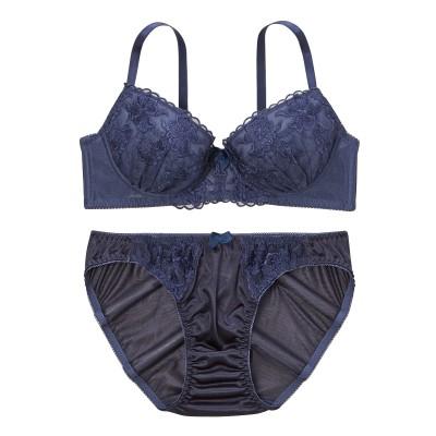 オールカラーブラジャー・ショーツセット(B80/L) (ブラジャー&ショーツセット)Bras & Panties