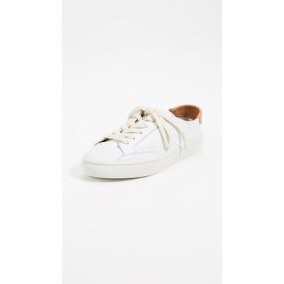 ソルドス Soludos レディース スニーカー レースアップ シューズ・靴 Ibiza Classic Lace Up Sneakers White
