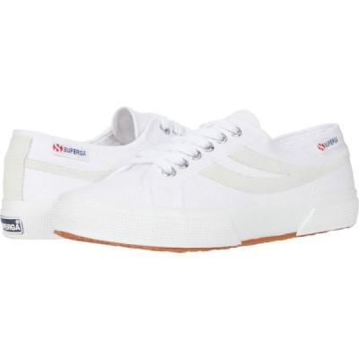 スペルガ Superga レディース スニーカー シューズ・靴 2953 Swallow Tail Total White