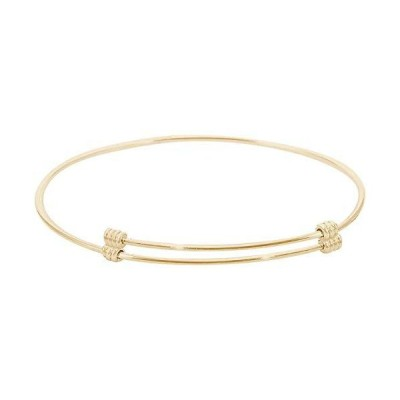 Rembrandt 'Alluring' Expandable Bangle, 14K Yellow Gold並行輸入品 送料無料