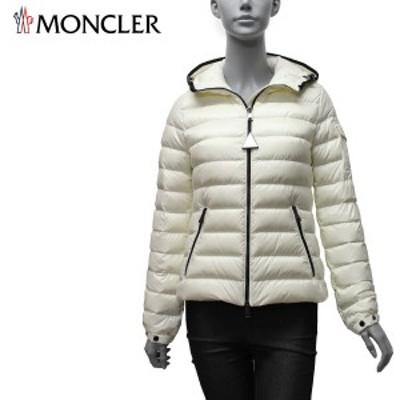 モンクレール MONCLER  レディース BLES ライトダウンジャケット【アイボリーホワイト】 1A12800 5396Q 034/【2021SS】l-outer