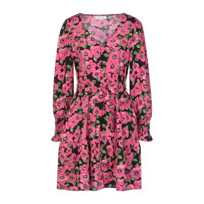 ONLY ミニワンピース&ドレス フューシャ 38 ポリエステル 100% ミニワンピース&ドレス