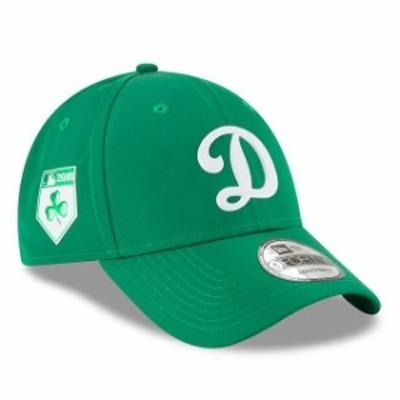 New Era ニュー エラ スポーツ用品  New Era Los Angeles Dodgers Green 2018 St. Patricks Day Prolight 9FORTY Adjustable