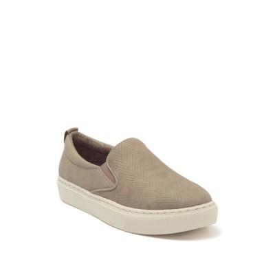 ドクターショール レディース スニーカー シューズ No Bad Days Slip-On Sneaker TAUPE GREY ALTITUDE