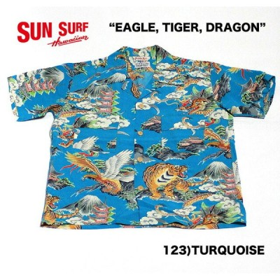 "No.SS37577 SUN SURF サンサーフSPECIAL EDITION""EAGLE,TIGER,DRAGON"""