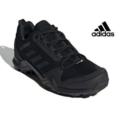 アディダス adidas EF3316 TERREX AX3 スニーカー トレッキングシューズ ハイキングシューズ メンズ 紳士 コアブラック/コアブラック 靴