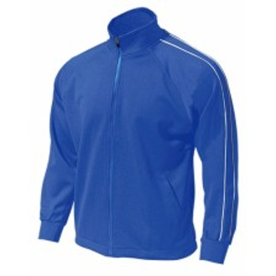 WUNDOU (ウンドウ) バイピングトレーニングシャツ ブルー P-2000J 1710 キッズ ジュニア 子供 子ども