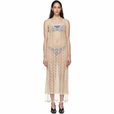 ジル サンダー Jil Sander レディース ワンピース ワンピース・ドレス Off-White Crochet Dress Jasmin